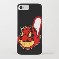 cleveland iPhone & iPod Cases featuring Cleveland Sithians by Ant Atomic