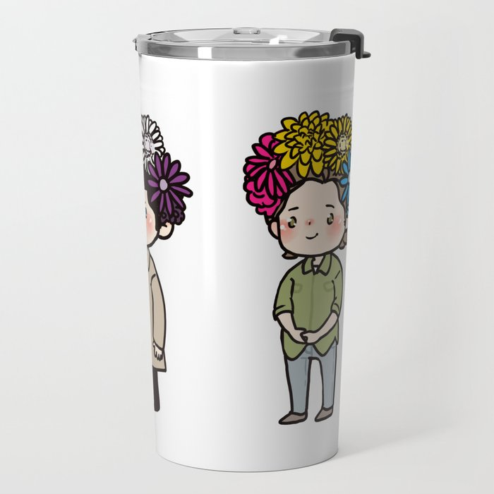 Pride Beans Travel Mug