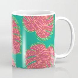 Monstera Tropicana Coffee Mug