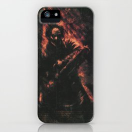 The Texas Chainsaw Massacre iPhone Case