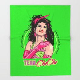 Team Chi Chi Throw Blanket