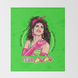 Team Chi Chi Throw Blanket
