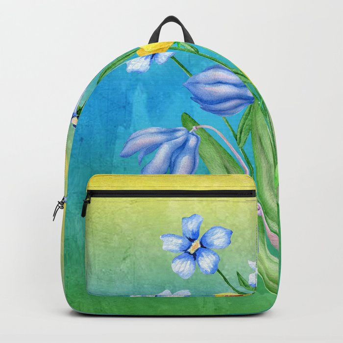 Flowers Bouquet #23 Backpack
