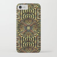 stargate iPhone & iPod Cases featuring Stargate - Mayan Edition by Lyle Hatch