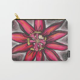 Passion Flower Pura Vida Carry-All Pouch