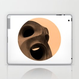 Guadi in Barcelona Laptop & iPad Skin