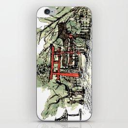Yoshida Jinja iPhone Skin