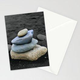 Zen Rocks Stationery Cards