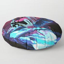 Neon Floor Pillow