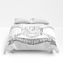 STEVE EARLE & THE DUKES LOGO Comforters