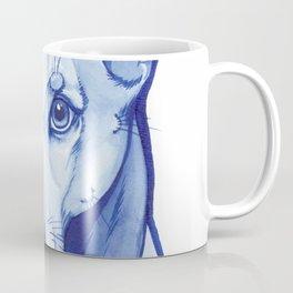 Blue Pittie Coffee Mug