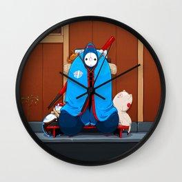 Itamae Wall Clock