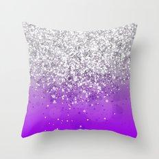 Glitteresques XXXVI Throw Pillow
