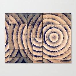 Geometrics Canvas Print
