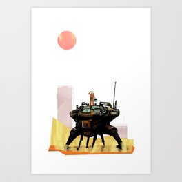 HayBot Art Print