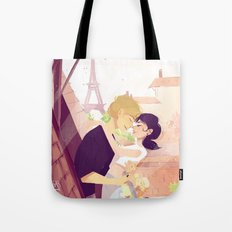 Adrianette Tote Bag