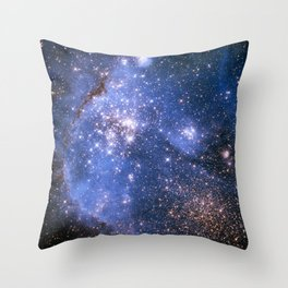 Star Born Throw Pillow