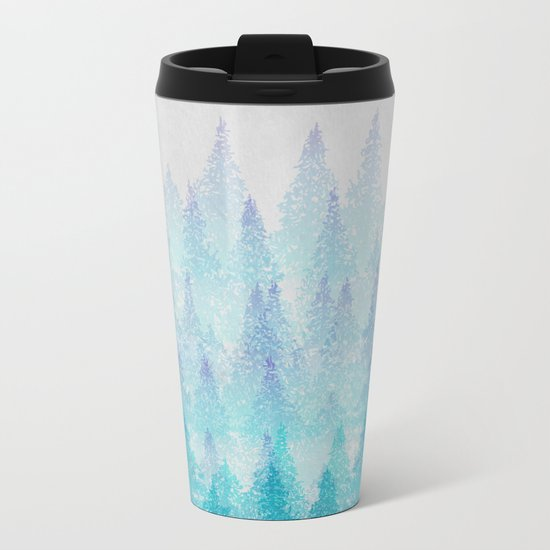 Mountain Hike Metal Travel Mug