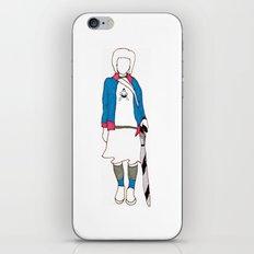 Yuko iPhone & iPod Skin