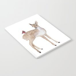 Little fawn Notebook