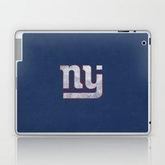 New Jersey Football Giants Laptop & iPad Skin