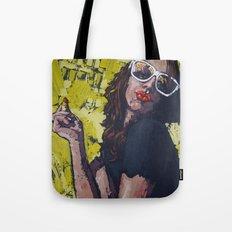 Lisa Tote Bag
