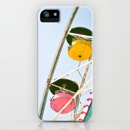 Carefree Summer of Love iPhone Case