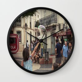 POP! Wall Clock