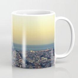 Barcelona view Coffee Mug