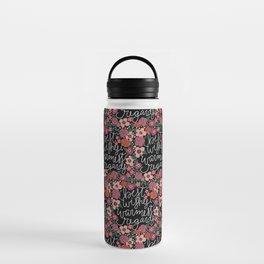 Best Wishes, Warmest Regards Water Bottle