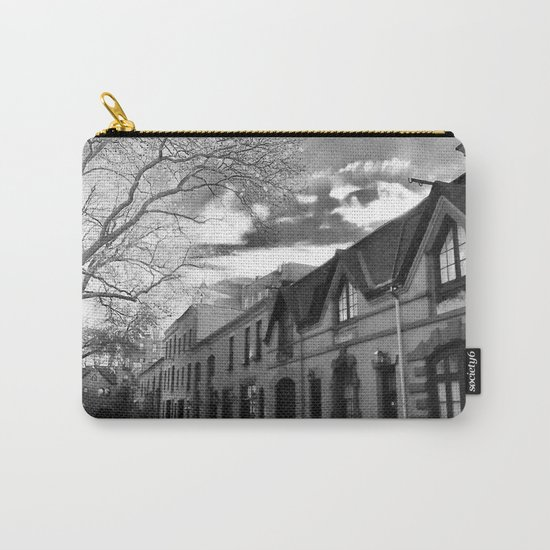 STOP For Brooklyn Heights Brownstone Love NYC Carry-All Pouch