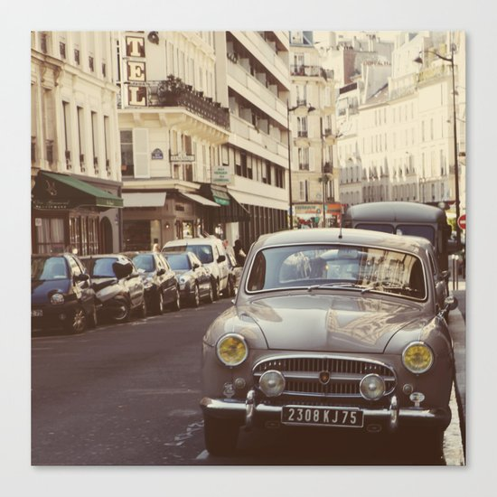 Renault #2 Canvas Print