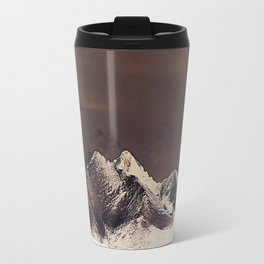 Rustic Mountain Travel Mug