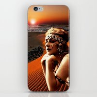 oasis iPhone & iPod Skins featuring Oasis by Danielle Tanimura
