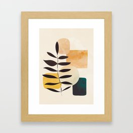 Abstract Elements 20 Framed Art Print