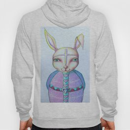 The Hare Who Cared Hoody
