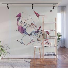 Los Caprichos ~ 35 ~ She Fleeces Him Wall Mural
