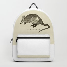 Armadillo power Backpack