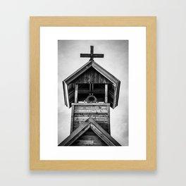 Church Bell Framed Art Print