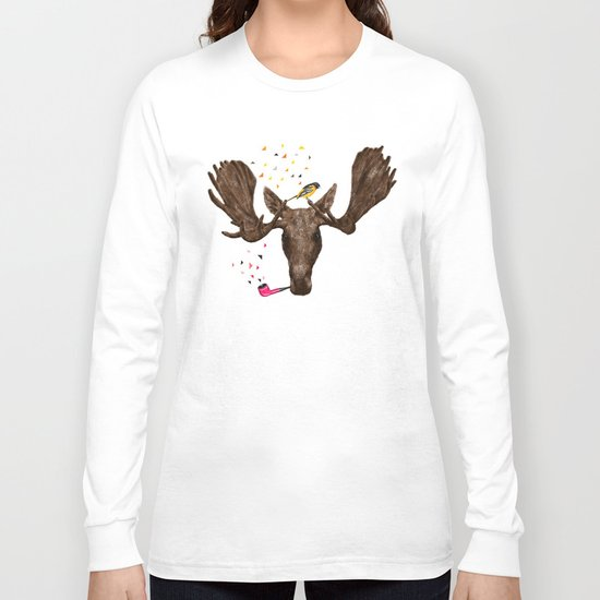 Moose II Long Sleeve T-shirt