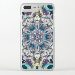 Jewel Toning Clear iPhone Case