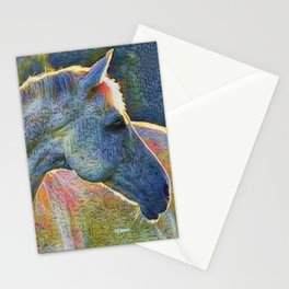"""""""Looking Back"""" Stationery Cards"""