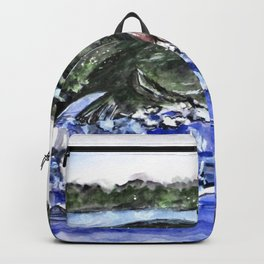 Jumping Bass Backpack