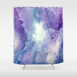Wisteria Dreams Shower Curtain