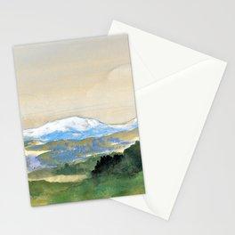 Landscape - Arthur Bowen Davies Stationery Cards