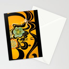 The Ghost Stationery Cards