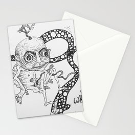 Umbilically Stationery Cards