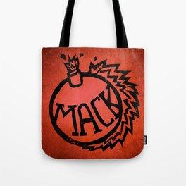 MackBomb Tote Bag