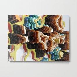 Fermatic Wilderness Metal Print