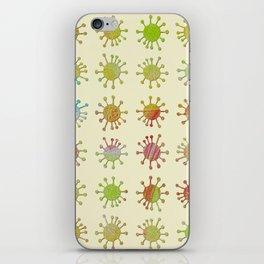 DP038-4 grungy critter iPhone Skin